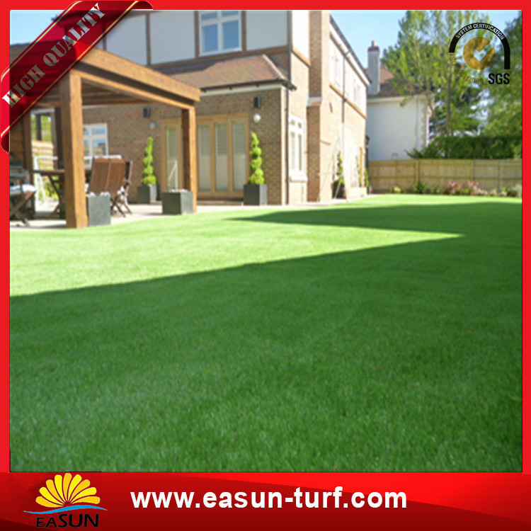 Artificial grass for garden lawns playgrounds and sport fields-Donut
