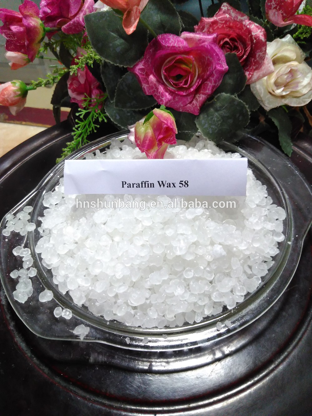 Fully refined paraffin wax 58/60 for making candle