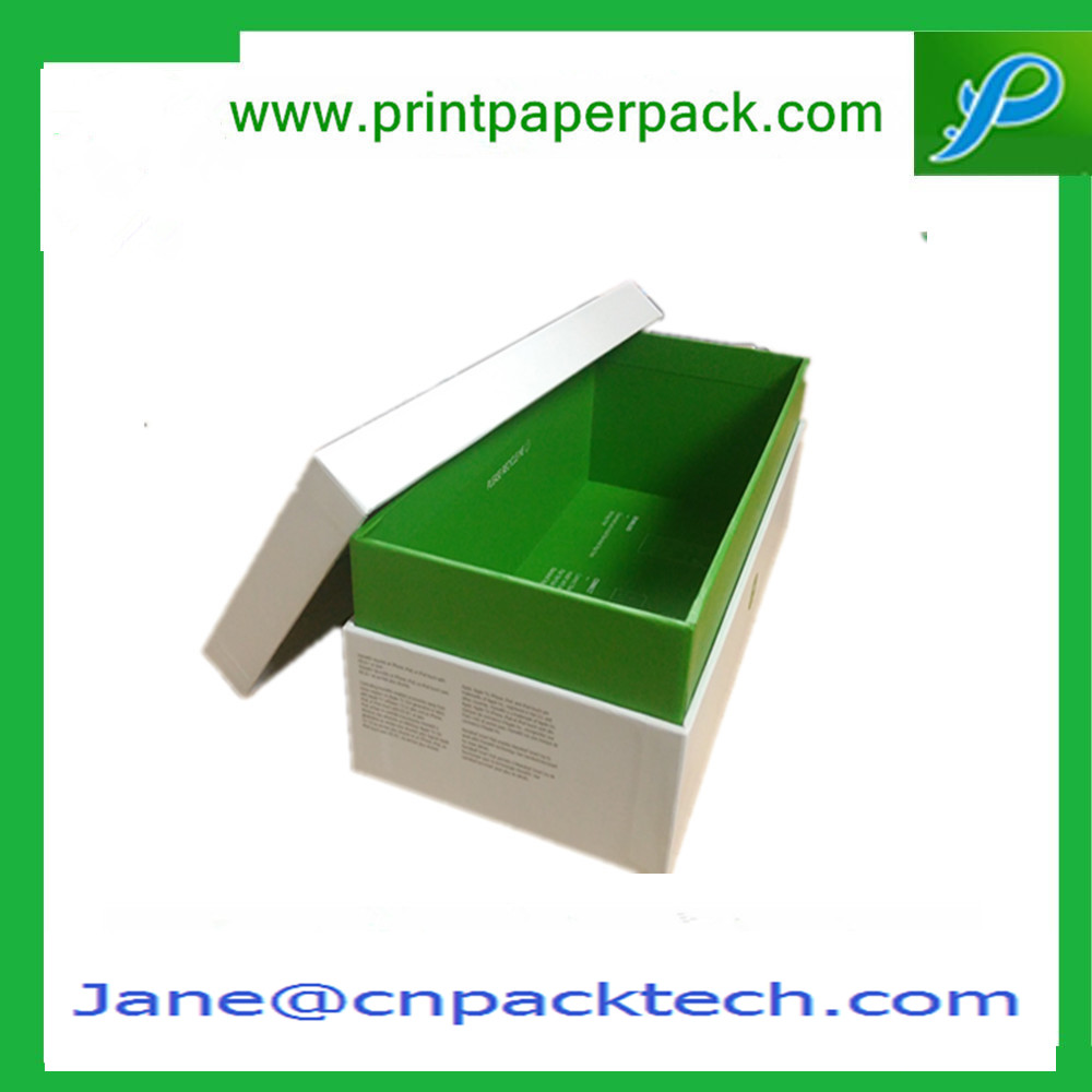 Custom Shoulder Box Three Pieces Boxes Paper Packaging Boxes