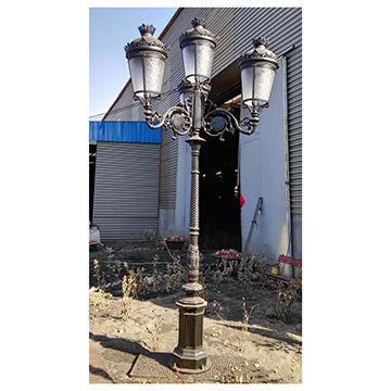LED Street Lighting Poles