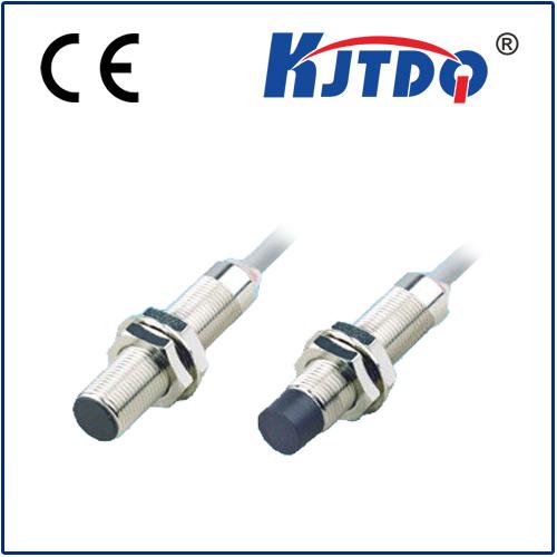 Extended distance DC power M12 inductive proximity sensor