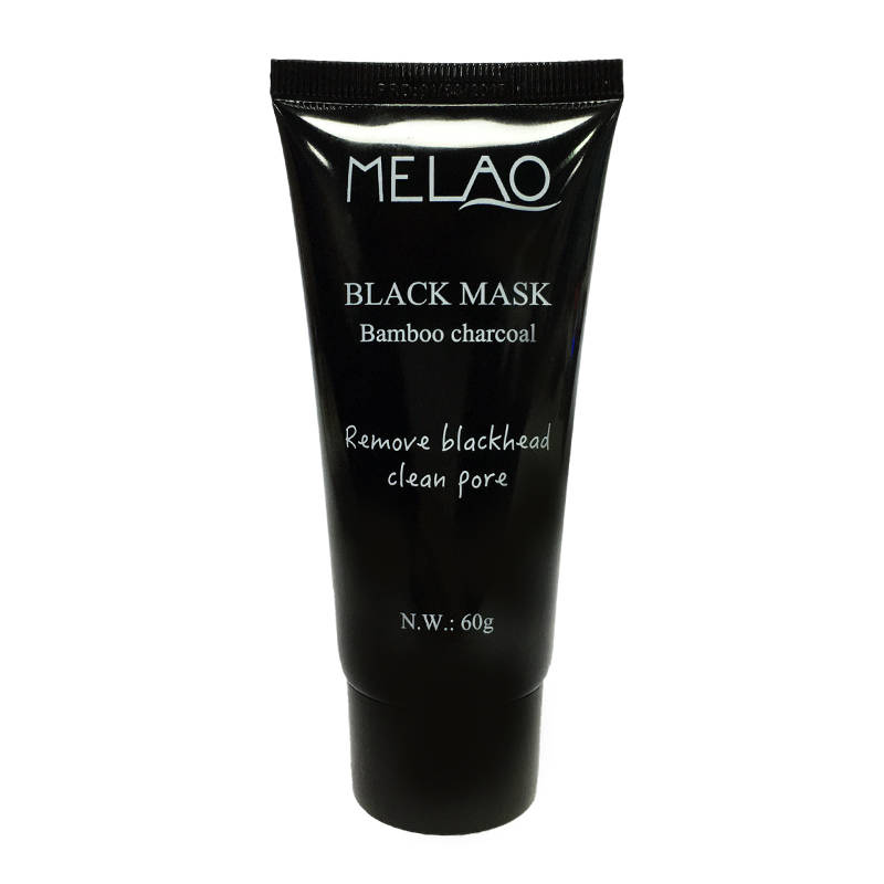 Bulk factory 60ml black mask nose blackhead remover mask oem
