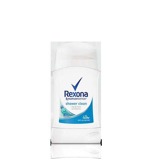 REXONA SHOWER CLEAN STICK