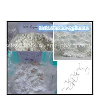 Testosterone Cypionate, Test cyp, Cas 58-20-8 for muscle building