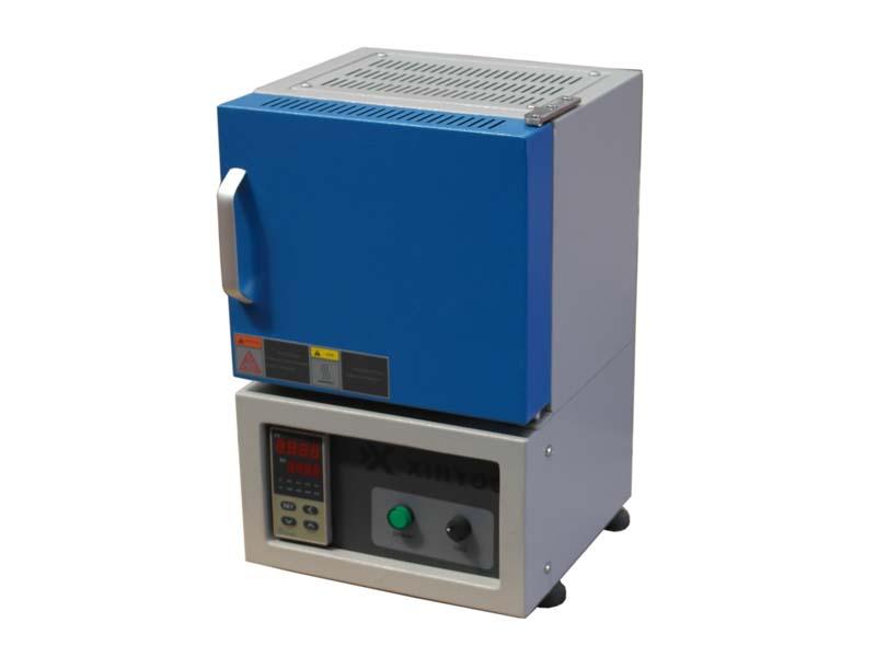 1200.C box type mini muffle furnace NYXY01