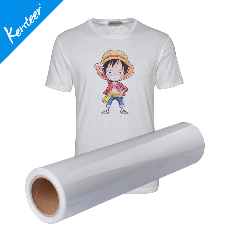 Kenteer Eco-solvent Printable for light fabrics 0.525m one roll