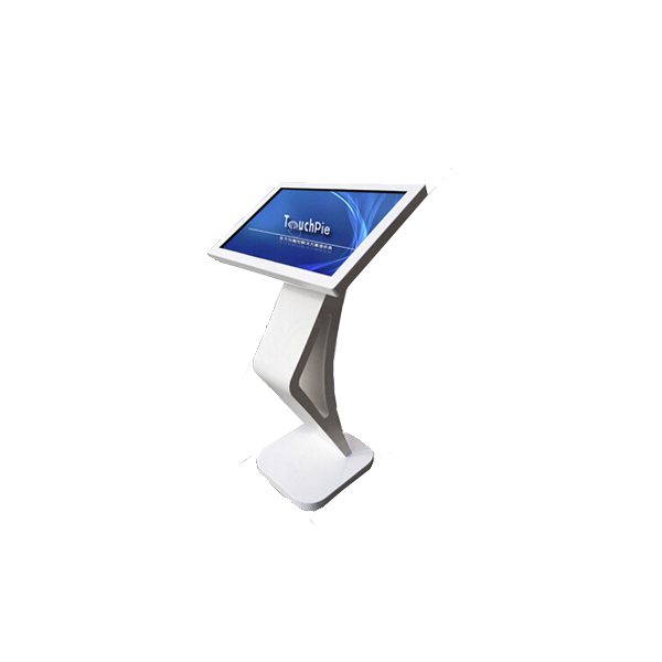 """""""K"""" Type Slim Interactive Touch Kiosk 21.5 Inch; 32 Inch"""