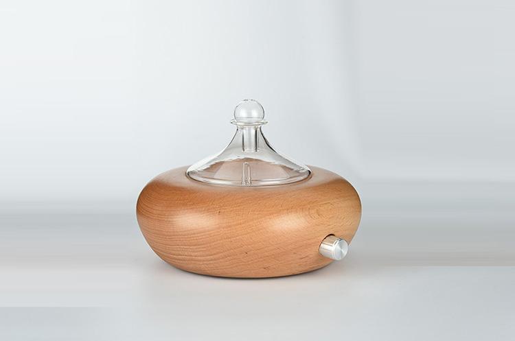 UFO shaped aromatherapy nebulizer diffuser
