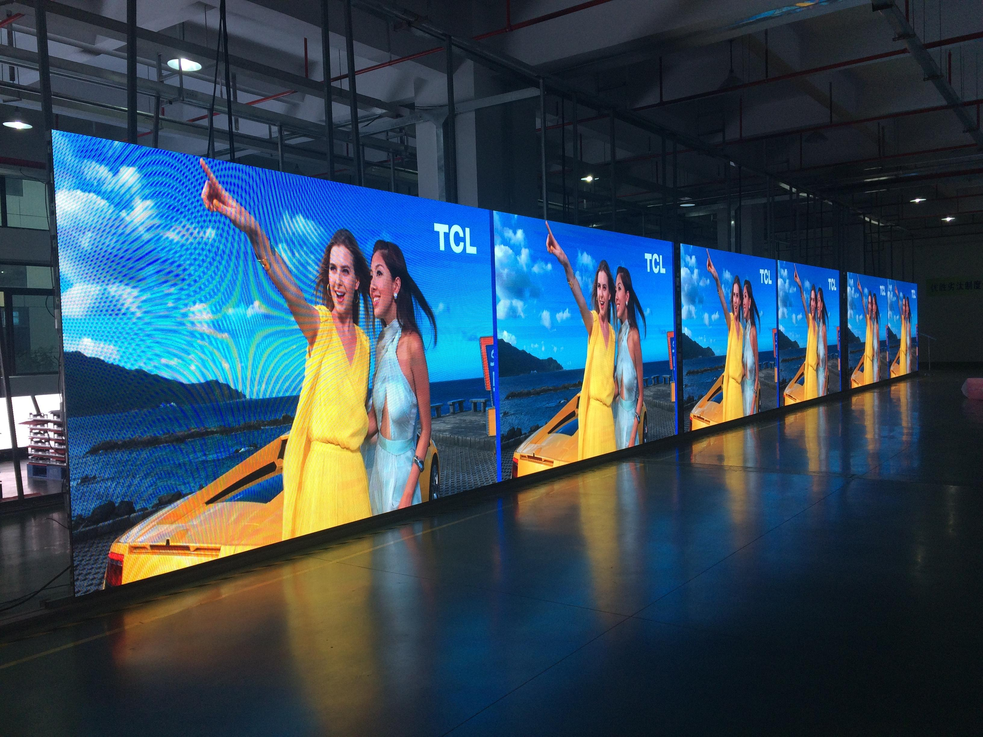 Outdoor Full Color LED Display (P16 advertising LED Display LED sign/LED wall )