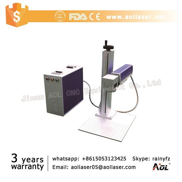 fiber laser marking machine metal engraving machine