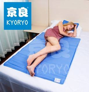 summer cooling sleeping bed gel mat / pad - kyoryo beddings