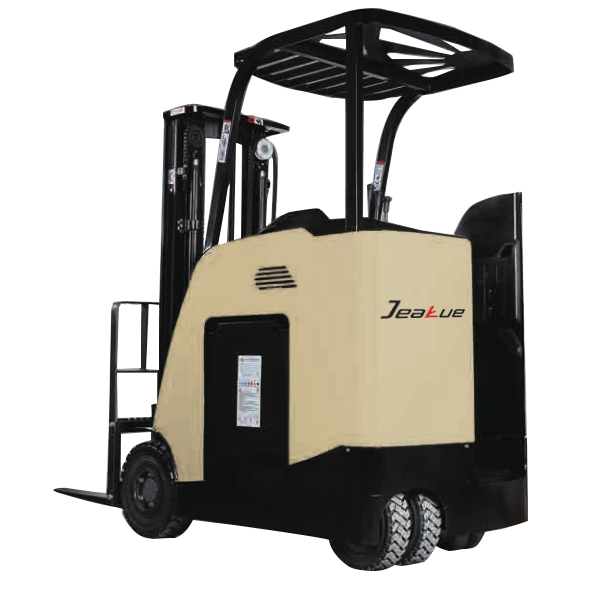 1.8T Hot Sale Three Wheel Electric Forklift with High Quality