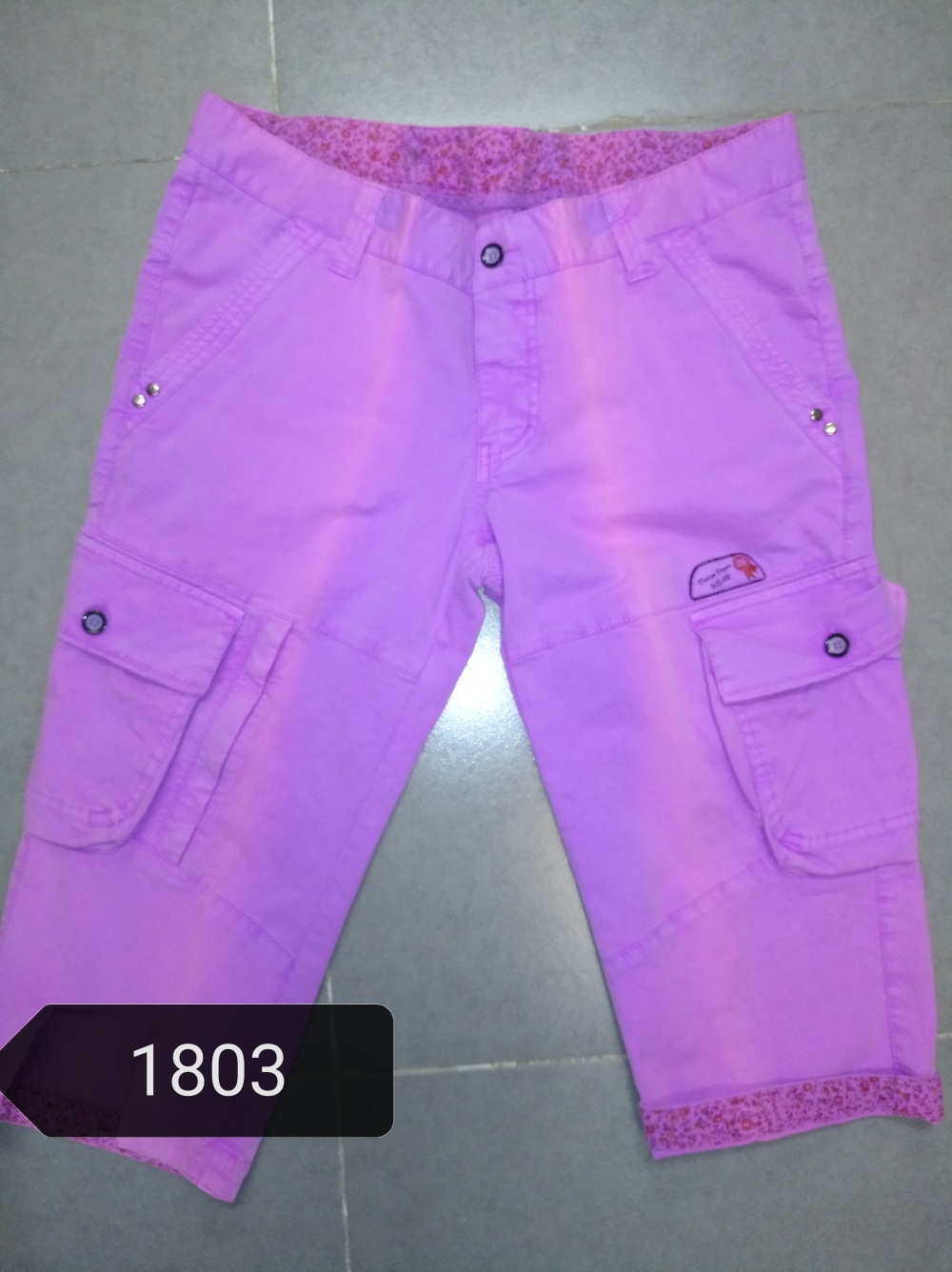 New style Fashion 100% cotton six pocket 1803