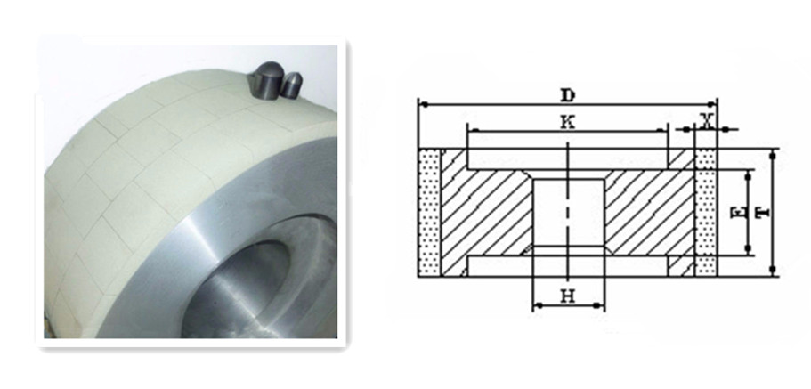 9A1 Diamond Grinding Wheel Used for Mafnetic Materials Industry