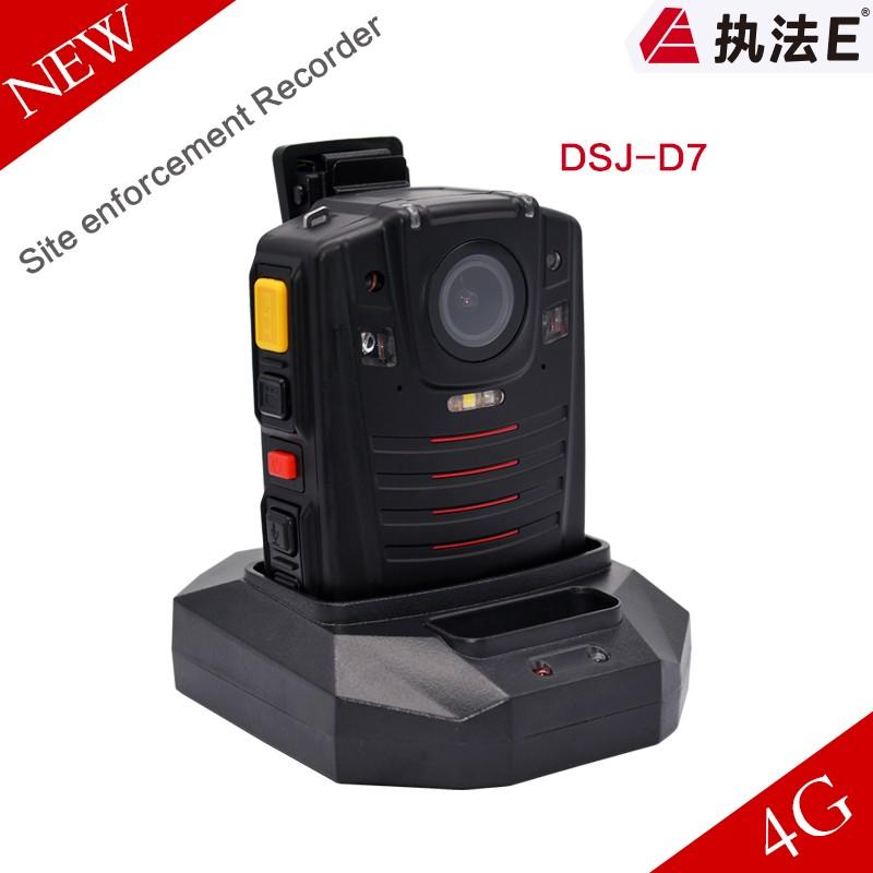 Ambarella sensor infrarad technology and mini camera style with wifi police body worn camera