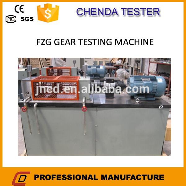 FZG Friction and wear testing machine +Gear Testing Machine +University Lab Equipment