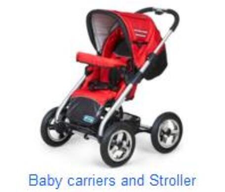 MTSON plastic mold for baby stroller 04