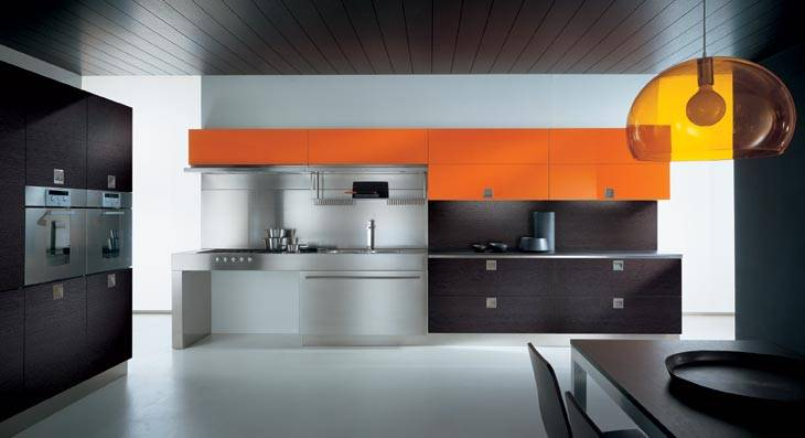 Kitchen furniture integrated kitchen cabinet fashion for A one kitchen cabinets ltd