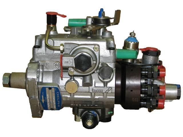 7123-018f ротор для ford lucas dpc
