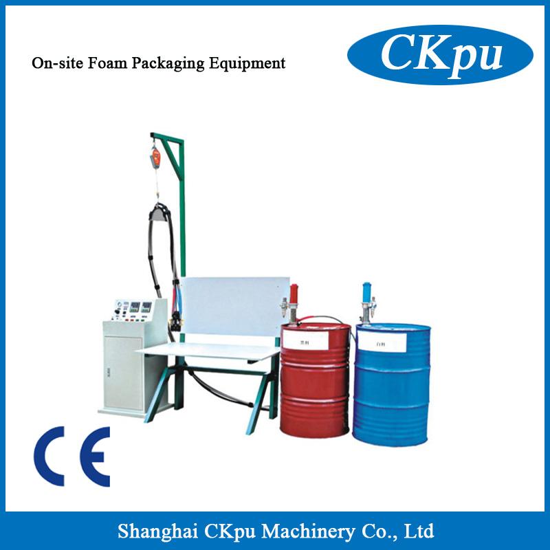 On-Site Foam Packaging Equipment