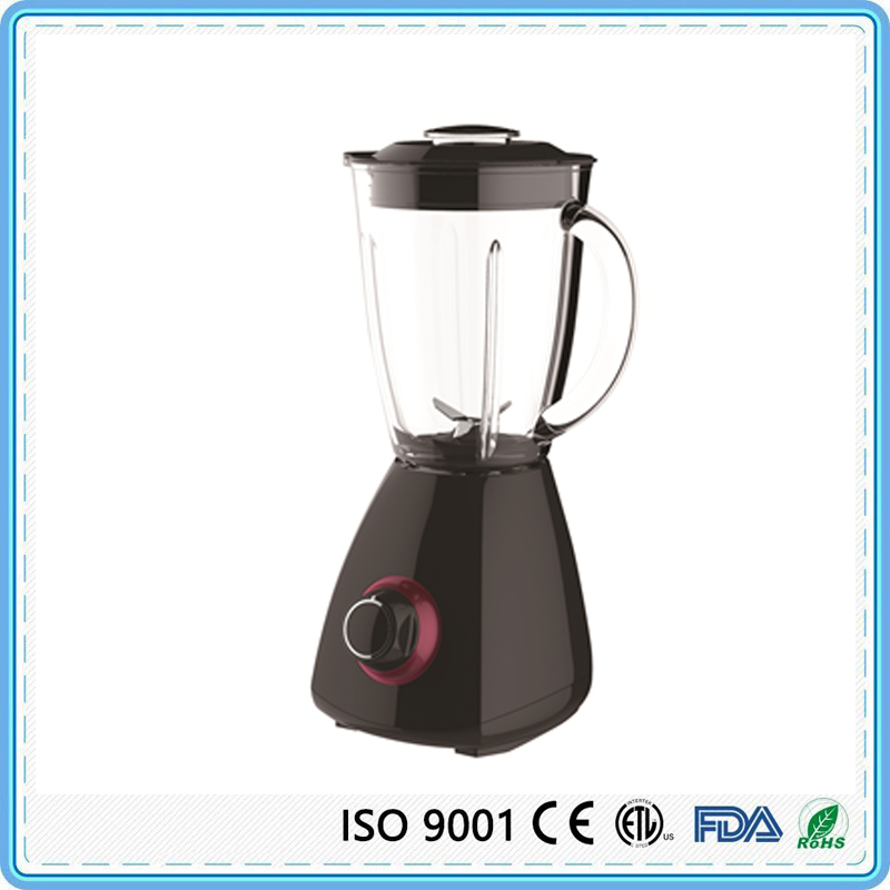 2017 New Design Table Commercial Blender With Glass