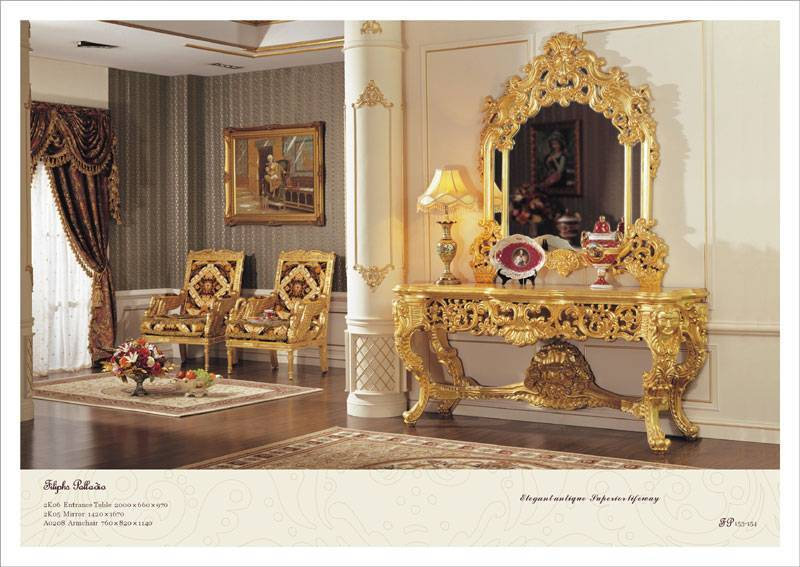 Italian luxury home furniture