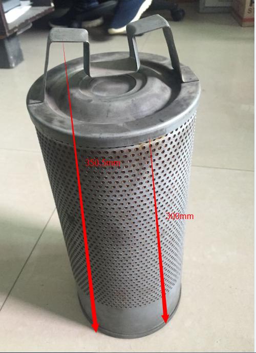 KOMATSU 42Y-60-H5080M48 42Y60H5080 Hydraulic Filter Element