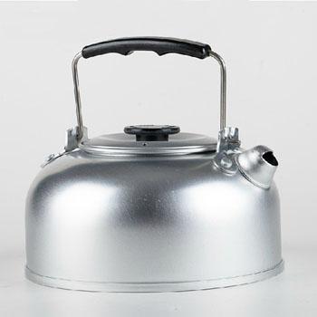 1.0L anodized aluminum tea kettle