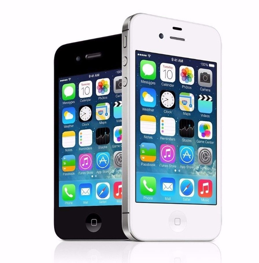 Used iPhone 4S, Grade A, UK/US/EU version. factory unlock