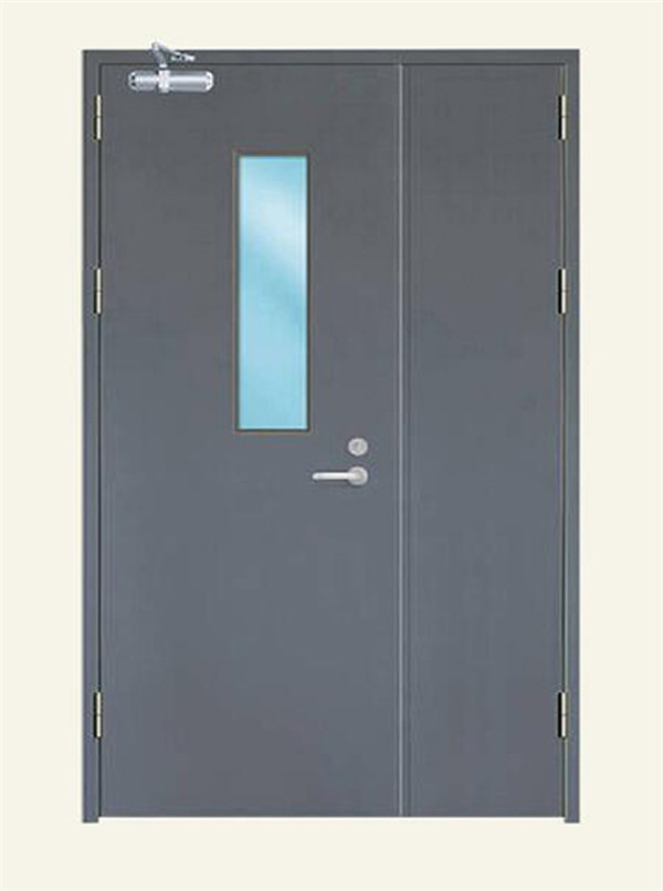 Steel insulated fire-proof door. III FXFHM03