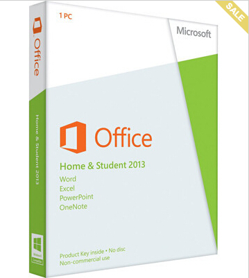 Genuine Home & student Microsoft Office 2013 Keys Online Activation