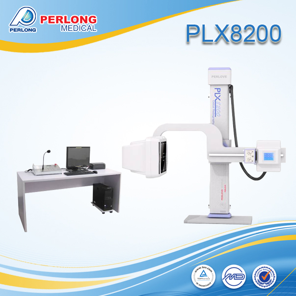 digital radiography system PLX8200 with CCD detector