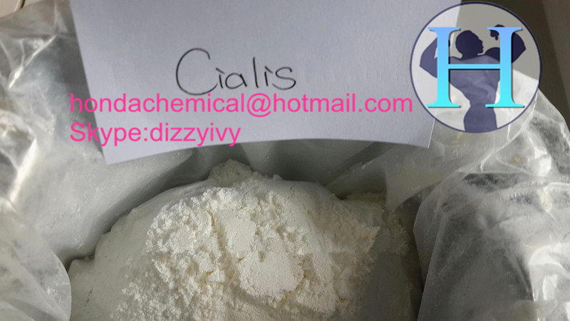 99% purity Health Natural steroid Powder Tadalafil Cialis Men Sexual Function Cialis safe ship CAS#