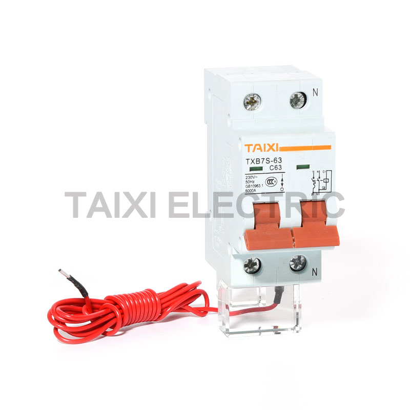 TXB7S-63 Miniature Circuit Breaker