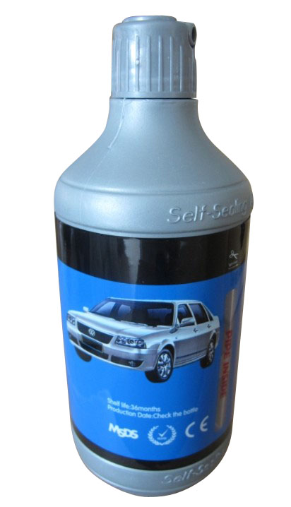500ml Tire Repair Anti-Rust Tire Sealant for Cars