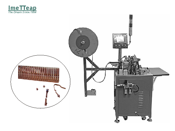 Automatic Silver Contact Riveting Machine