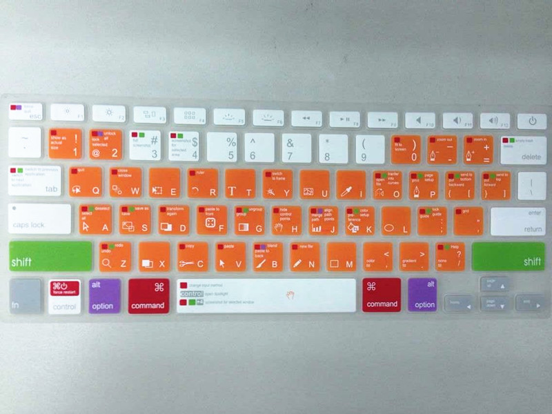 multi-functional silicone antibacterial keyboard cover
