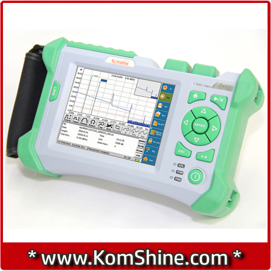 Optical Time Domain Reflectometer QX50-S Equal to EXFO FTB-1/MAX-715B
