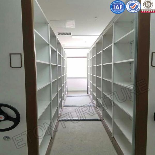 School Library Steel Furniture Mass Cabinet Design Filing Shelf