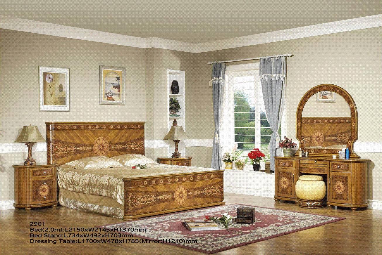 Spanish Style Bedroom Furniture