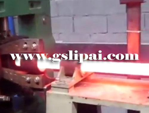 IGBT Automatic Feeding Induction Forging Furnace