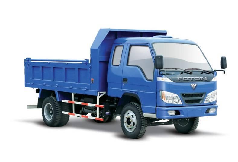 Foton Dump Truck Zhucheng Motors Plant Beiqi Foton Motor