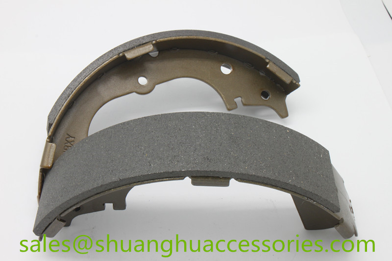 Hiace Brake shoe for auto car,27years' fty
