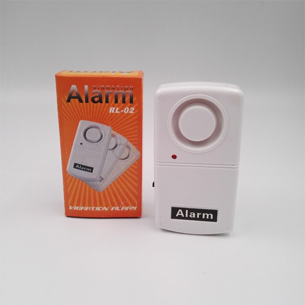 Door and Window Virbration Alarm with high sound