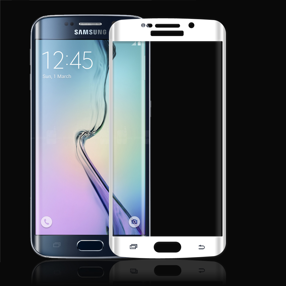 Hot Sell For samsung Galaxy s8 tempered glass screen protector hot bending 3D curved s8