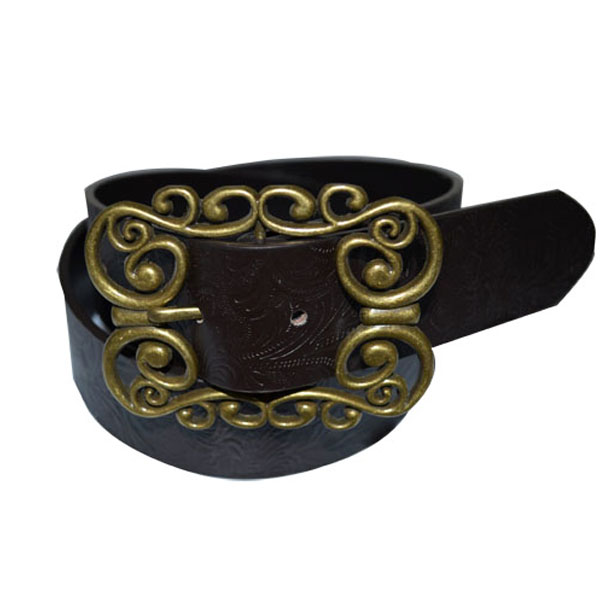 Ethnic Style Skinny PU Leather Belts for Lady [JB17077-1-SP]