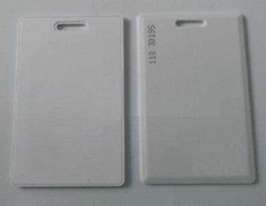 RFID Clamshell card