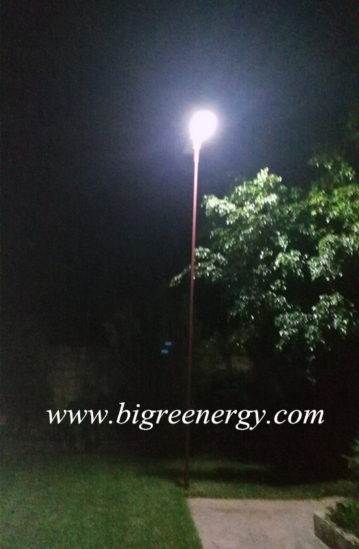 Solar street light (All in one) 40W