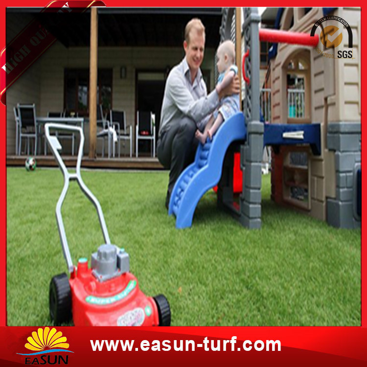 docorative Artificialgrassfor homes Residential Sportful Artifical Mat plastic lawns-Donut