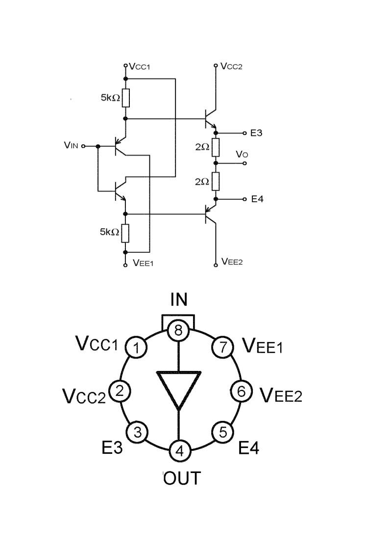 HJ0002 High Temperature Power Amplifier(Buffer)